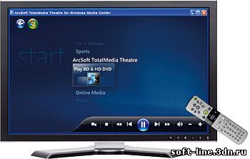ArcSoft TotalMedia Theatre 3.0.1.180 Platinum SimHD [MultiRus] [x86x64]