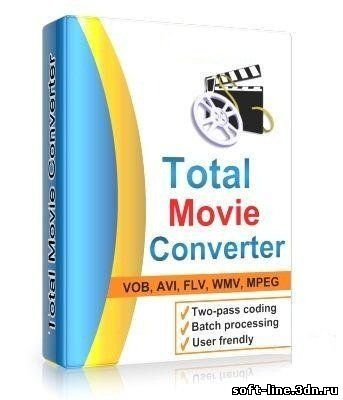 Coolutils Total Movie Converter v 3.2.0.128 ML RUS скачать бесплатно