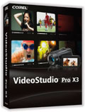 Corel Video Studio Pro X3 15.0.0.498 rus + ключ