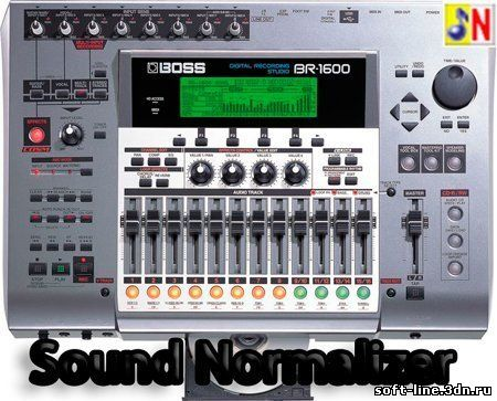 Sound Normalizer 2.99.6 Final + Portable (Russian) скачать бесплатно
