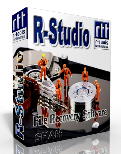 R-Studio 5.4 Build 134114 Corporate Edition RePack скачать бесплатно