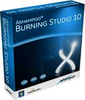 Ashampoo Burning Studio 10.0.1 XCV Edition